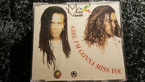 Milli Vanilli / Girl I'm gonna miss you - Maxi CD