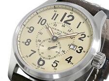 BRAND NEW Hamilton Khaki Officer Mens AUTOMATIC Watch H70655723 FREE SHIPPING