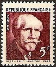 """FRANCE TIMBRE STAMP N°820 """"PAUL LANGEVIN"""" NEUF X TB"""
