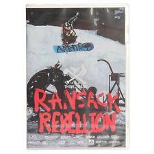 NWT THINK THANK RANSACK REBELLION SNOWBOARD DVD  MOVIE Chris Beresford