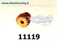 11119 PIGNONE 17 DENTI METALLO  MODELLI ELETTRICI MODULO 0.6 MOTOR GEAR HIMOTO