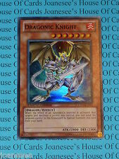 Yu-gi-oh Dragonic Knight CT07-EN017 Super Rare Mint Limited Edition New