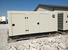 Cummins Rs100 Quiet Connect Series 100kw Standby Power Generator