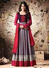 PAKISTANI INDIAN Designer Salwar Kameez Suit BOLLYWOOD ANARKALI DRESS ethnic Y4