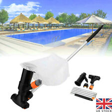 More details for hot tubs swimming pool jet section vacuum with 5 pole section vac hoover cleaner