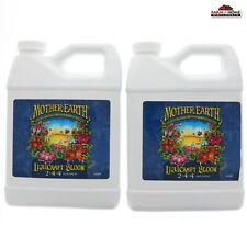 (2) Blooming Fruit Feed Plants Gardening 1qt ~ New