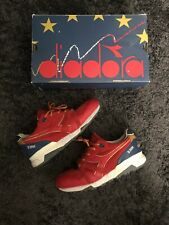 Diadora N9000 x UBIQ 170372-45044 Red Ribbon Men Size US 9.5