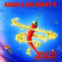 ADAM UND DIE MICKY'S - CHILLI CON SAUERKRAUT  CD NEU