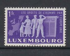 Luxembourg - SG 544 - m/m - 1951 - 1f - United Europe