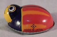 Vintage 1950's Toy Friction Lady Bug Japan K