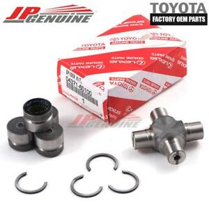 GENUINE TOYOTA OEM NEW REAR AXLE PROPELLER SHAFT UNIVERSAL JOINT KIT 04371-60100