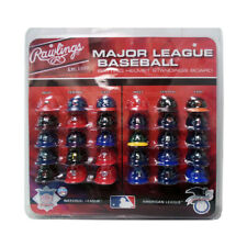 Rawlings Major League Baseball Mini Batting Helmet Tracker Set - FREE SHIP!
