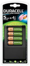 Chargeurs de pile Duracell pour équipement audio et vidéo AA