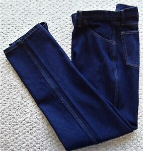 Mens Rustler by Wrangler Regular Fit Straight-Leg Jeans Size 35 x 34