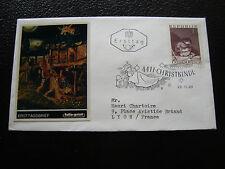 AUTRICHE - enveloppe 1er jour 28/11/1969 (cy17) austria