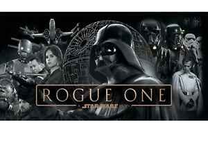Rogue One Star Wars  Beach Towel  Velour 28x58