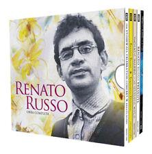 RENATO RUSSO 5 CD BOX SET = OBRA COMPLETA caixa 5 CDS brazil 2016 Legião Urbana