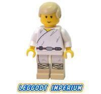 LEGO Minifigure Star Wars - Luke Skywalker Tatooine - sw021 FREE POST