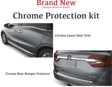 Genuine OEM Honda ODYSSEY Chrome Protection Kit    2018 - 2020