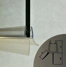 Guarnizione box doccia trasparente doppia aletta  ricambi accessori Docciaitalia