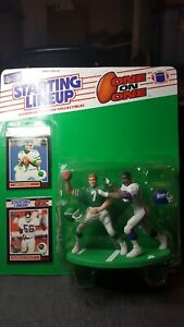 1989 Starting Lineup One On One Lawrence Taylor & Ken O'Brien NIB!!!