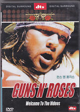 Guns N Roses-Welcome To The Videos Music DVD