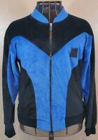 Todd1 Vintage 90s Color Block Athletic Jacket Women's Medium