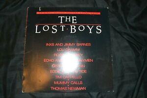Vinyl 12 inch Record Album Movie Soundtrack The Lost Boys 1987