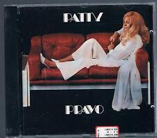 PATTY PRAVO  OMONIMO  CD F.C