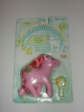 NOS Vintage Hasbro 1987 My Little Pony Windy Magic Message Pony Original Package