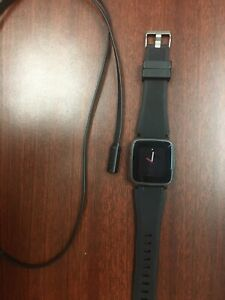 Pebble Time Steel Smartwatch for Apple/Android Devices - Gray 511-00023