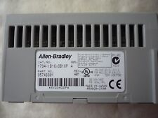 Allen Bradley 1794-IB16x0B16P module