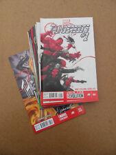 Thunderbolts 1 - 20 (of 32) . Run . Marvel Now  . 2013 / 14 . VF