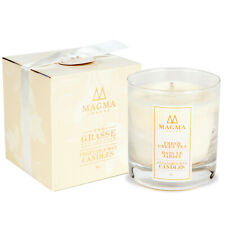 Magma London - Luxury Scented Candle - Deluxe Gift Box - Fresh Green Tea 38 cl