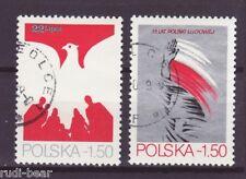 Polen Nr. 2640-41  gest.   Volksrepublik Polen     -2