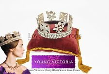 Young Victoria The Crown Queen Victoria Emily Blunt Oscar Statue Prop Jewelry