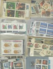 400 mint 33c & 400 mint 34c US Postage stamps FACE VALUE $268   Free Shipping