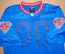 Dc Comics Superman Justice League Football Sports Jersey T Shirt Mens S-L New