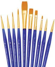 Lot de 5 Pinceau Fine Brosses Set Advanced soies Décoration À faire soi-même Peinture