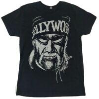 Hollywood Hogan Hulk Hogan WWF nWo WCW White Face Mens T-shirt Small to medium