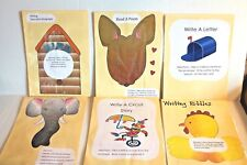Lot Set of 5 Writing Centers Grades 2-4 New