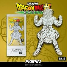 BAIT x FiGPiN Dragon Ball Super The Movie Broly #427 Limited 1000