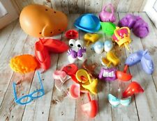 Mr Potato Head Replacement Accessories Body Lot Eyes Crown Tongue Hat Shoes Ears