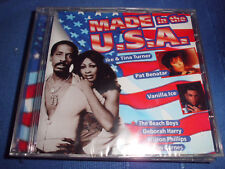 MADE IN THE U.S.A. Ike & Tina Turner, Beach Boys, Kim Carnes, ua Pop/Rock CD NEU