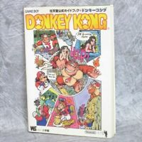 DONKEY KONG Official Guide Game Boy Book 1994 SG58