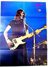 PINK FLOYD  POSTER DAVID GILMOUR ROGER WATERS RICK WRIGHT PIN-UP CLIPPING TMOQ 4