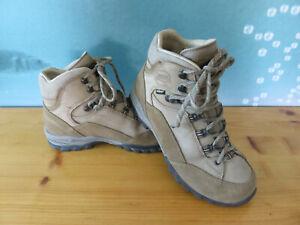 Meindl Wanderschuhe Bergschuhe Trekking Outdoor Boots Comfort fit Gr. 39,5 Uk 6