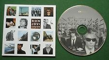 Bon Jovi Crush inc It's My Life & Mystery Train + Enhanced CD