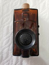 Vintage Avon Wild Country After Shave Decanter Old Time Phone