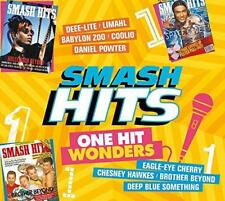 Smash Hits One Hit Wonders 2cd Compilation 2017